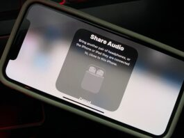 How to Share Audio Using Audio Sharing on iPhone