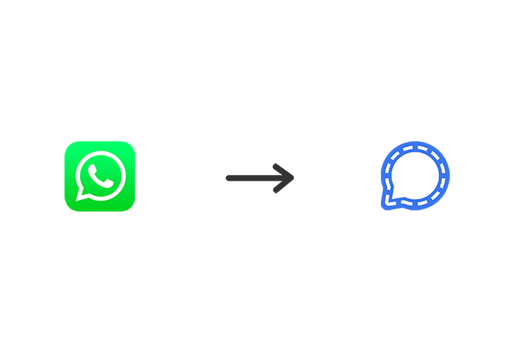 How to Switch from WhatsApp to Signal [Chats Transfer Guide]