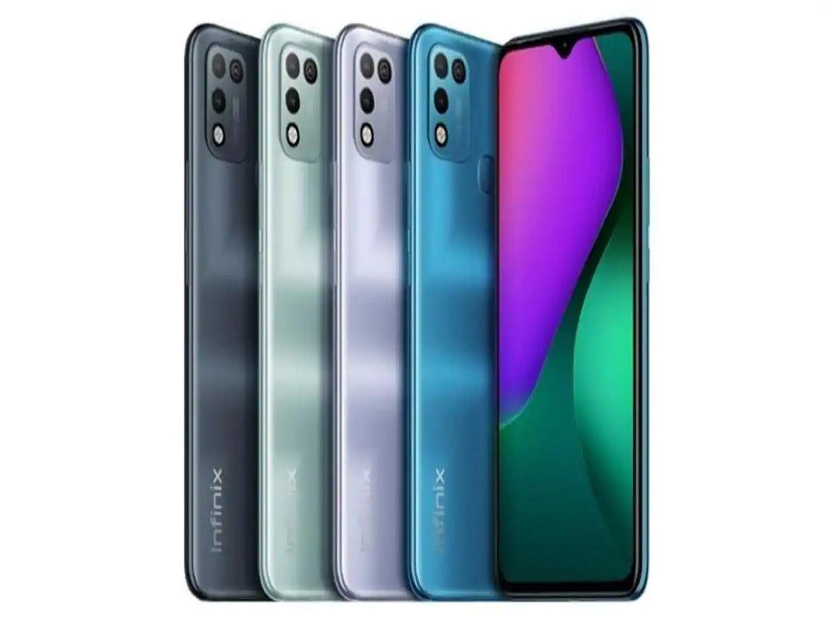 Infinix Hot 10 Play Launched In India, See Price and Specifications: Infinix Hot 10 Play launch with 6,000mAh battery and 6.82 inch screen, price less than 7000