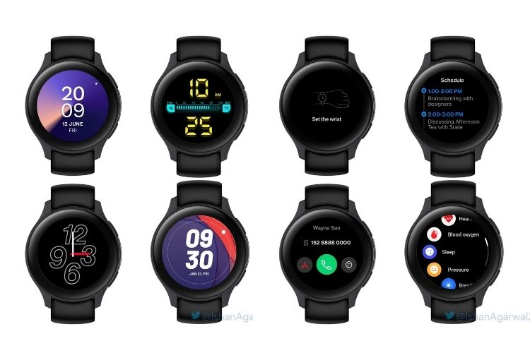 Is This Our First Official Look at the OnePlus Watch?