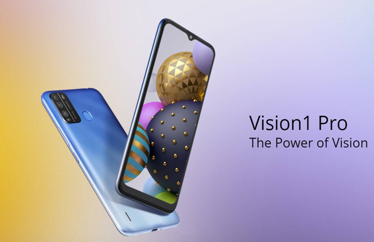 Itel Vision 1 Pro launched in India know price in India - Itel Vision 1 Pro launched, many great specifications in cheap phones