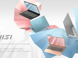 MSI Launches Summit, Prestige & Modern Series with 11th-Gen Intel CPUs in India