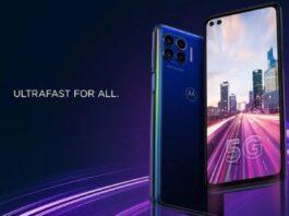 Motorola Edge S pre-orders begin in China ahead of launch: pre-orders of Motorola Edge S start before launch, learn details