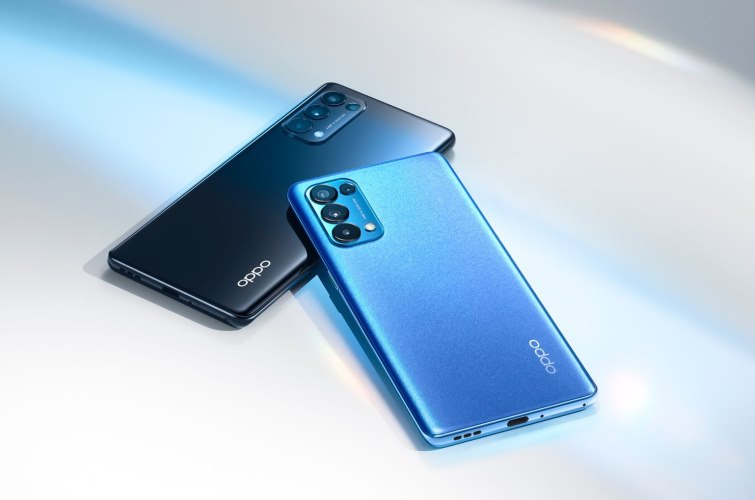 Oppo Reno 5 Pro 5G with Dimensity 1000+ SoC Launched in India for Rs. 35,990