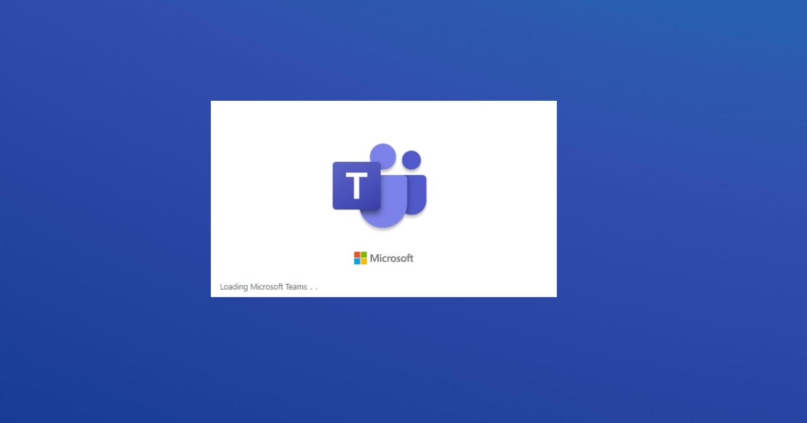Microsoft Teams new update