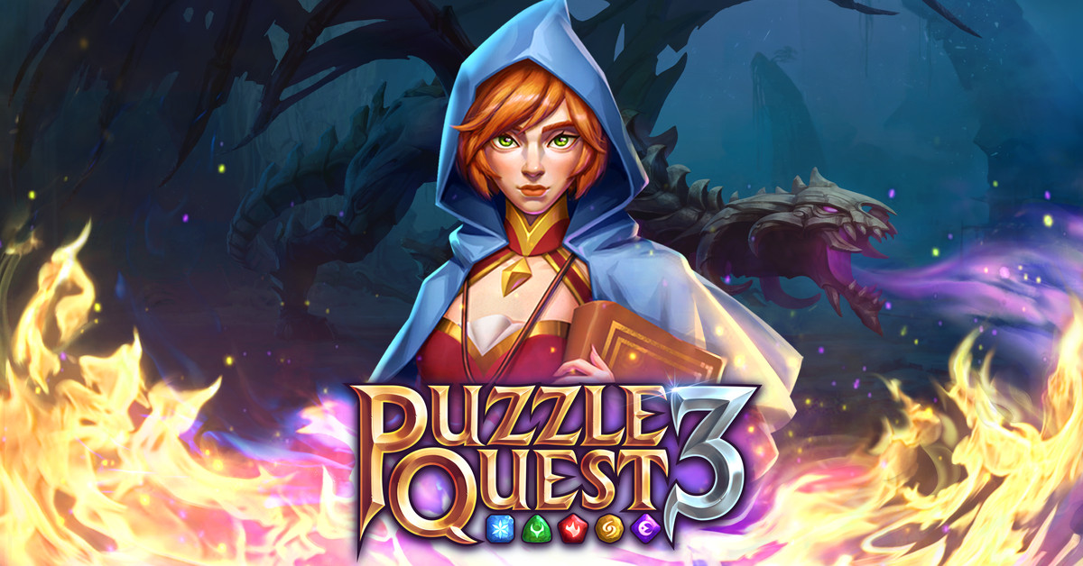Puzzle Quest 3 is free-to-play, launching in 2021
