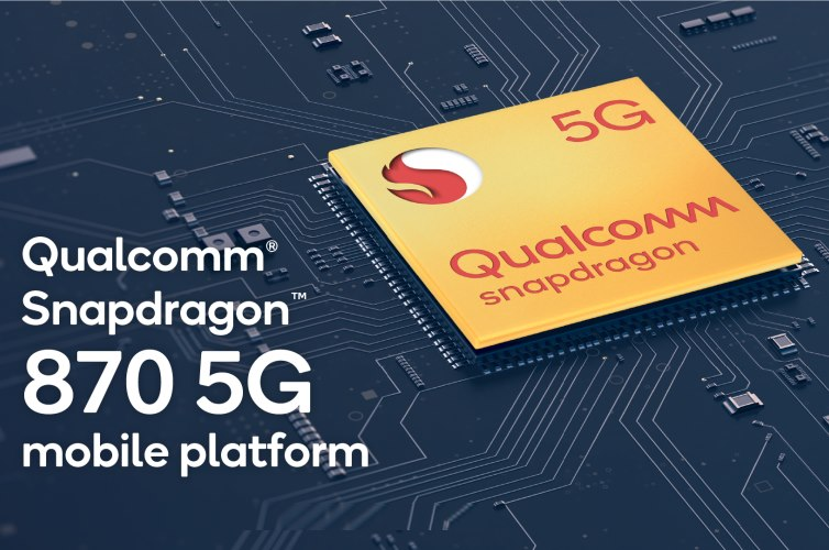 Qualcomm Snapdragon 870 Announced; Minor Upgrade over Snapdragon 865
