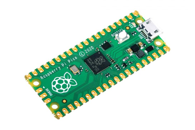Raspberry Pi Pico Is a $4 Microcontroller with a Custom ARM Chip