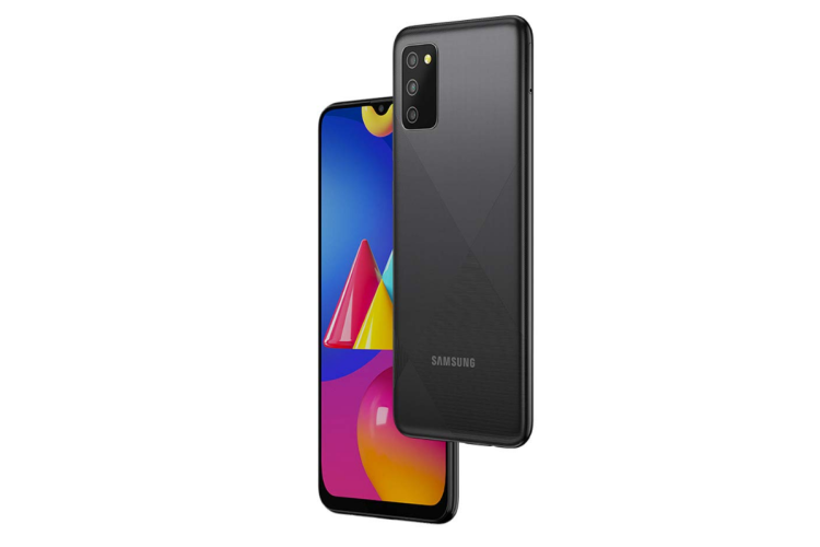 Samsung Galaxy M02s with Snapdragon 450 Launched at Rs. 8,999