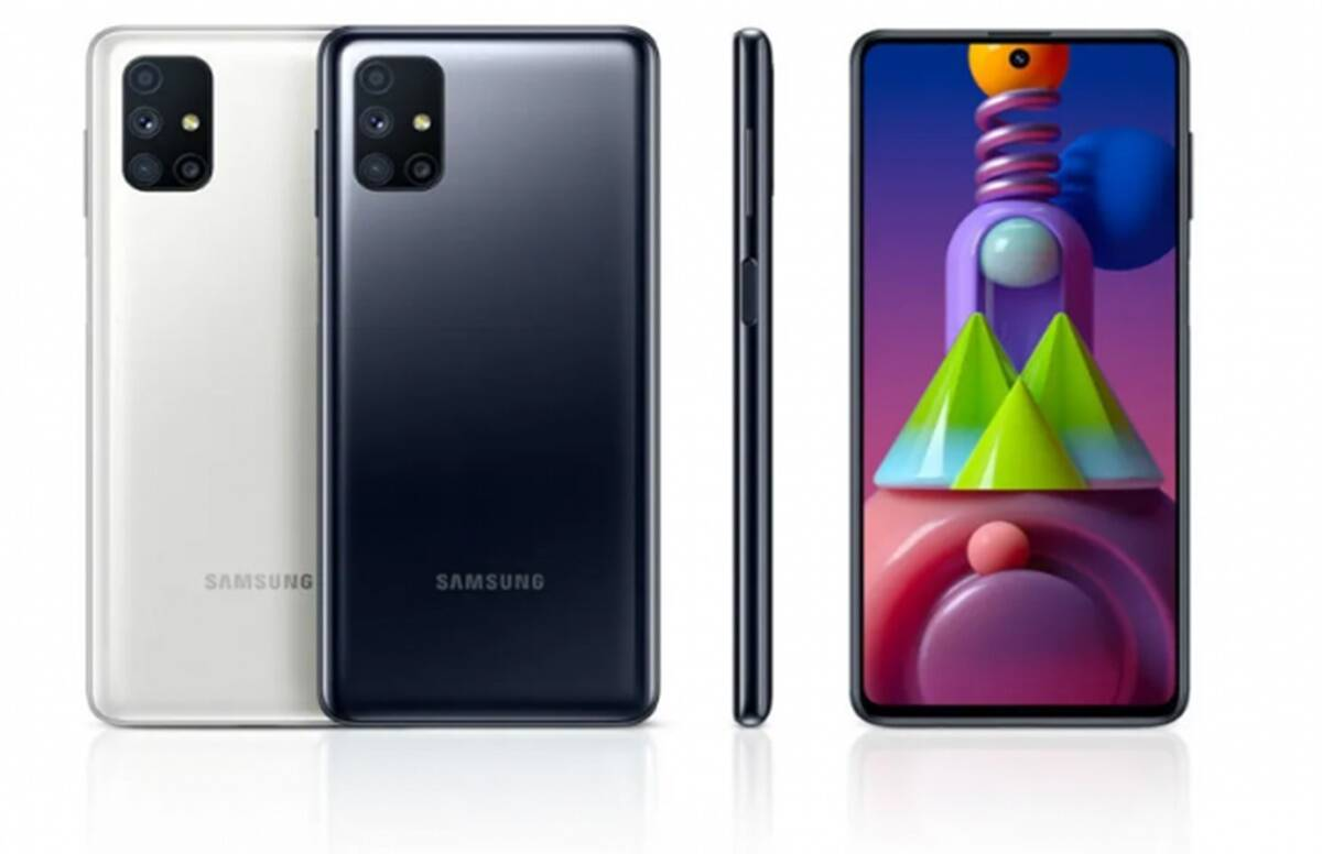 Samsung Galaxy M62 could be the next phone comes with 7000mAh battery - Samsung Galaxy M62 will get 7,000mAh battery, phone will run in single charge