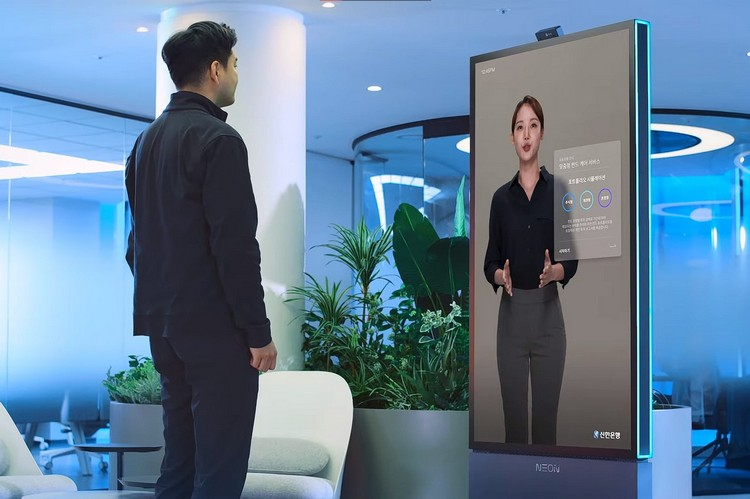 Samsung Unveils Products Based on Its AI-Based Project Neon