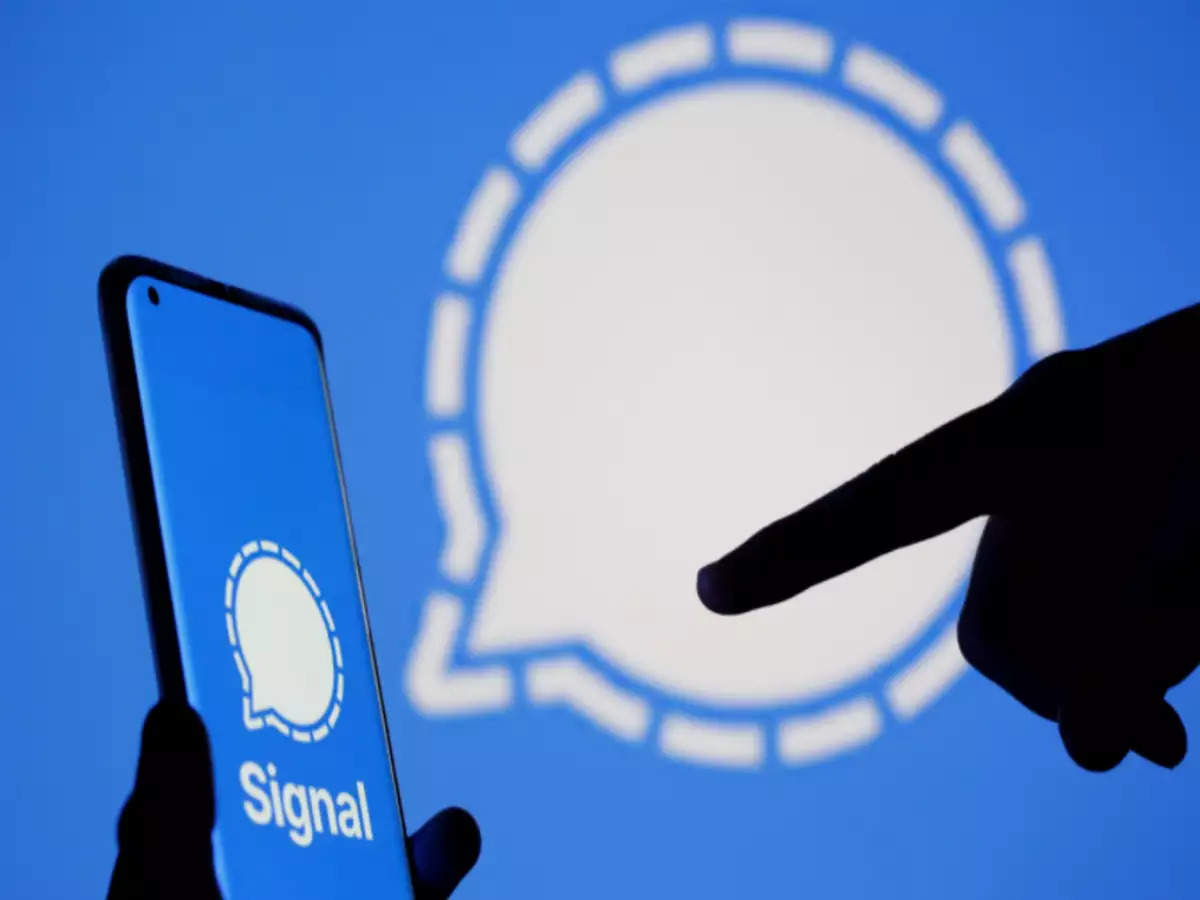 Signal app down: Signal app worldwide down, users complain on Twitter - signal app down worldwide company to restore service