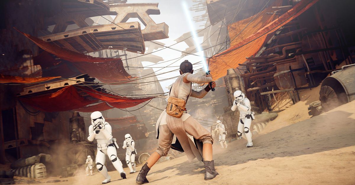 Star Wars Battlefront 2 is now free on PC, and worth a second chance