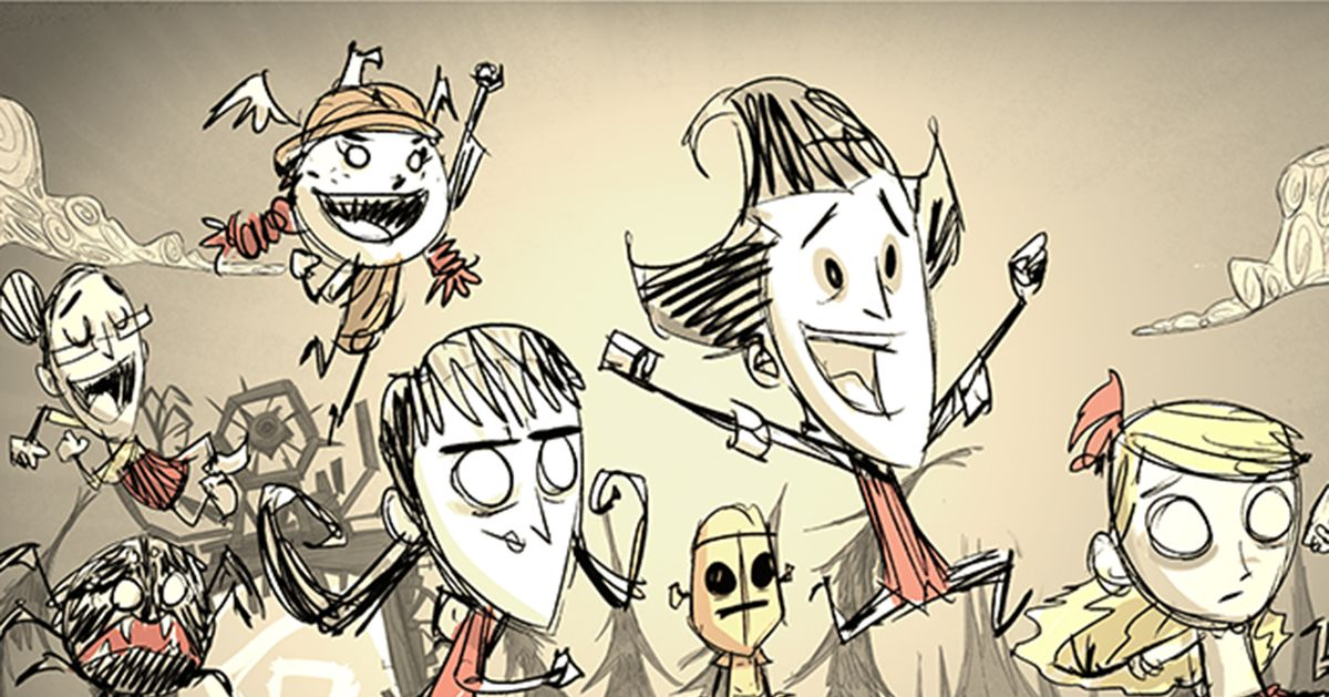 Tencent to purchase majority share in Klei, makers of Don't Starve