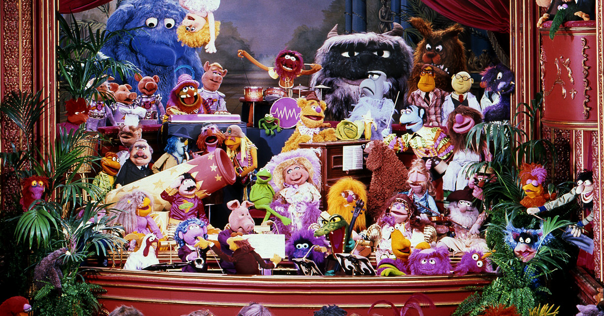 The Muppet Show arrives to Disney Plus this February with all 5 seasons