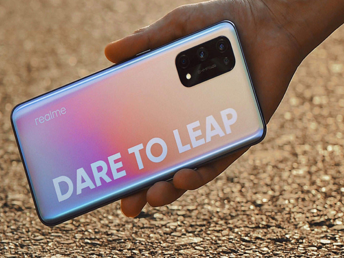 Upcoming smartphones: Realme X7 Pro's box will look like this, company shares box image, see how the design is - realme x7 pro box design image share by ceo madhav seth ahead of the launch in india