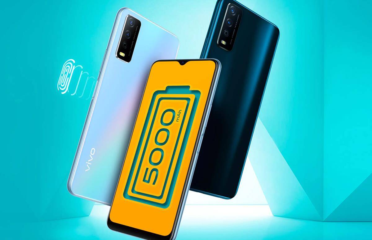 Vivo Y12s Budget Smartphone Launched in India this vivo mobile phone sport 5000 mAh battery know price - Vivo Y12s Budget Smartphone launched in India, 5000 mAh battery including these features, price less than 10 thousand