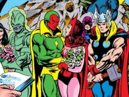 WandaVision: Vision and Scarlet Witch's messy comics history, explained