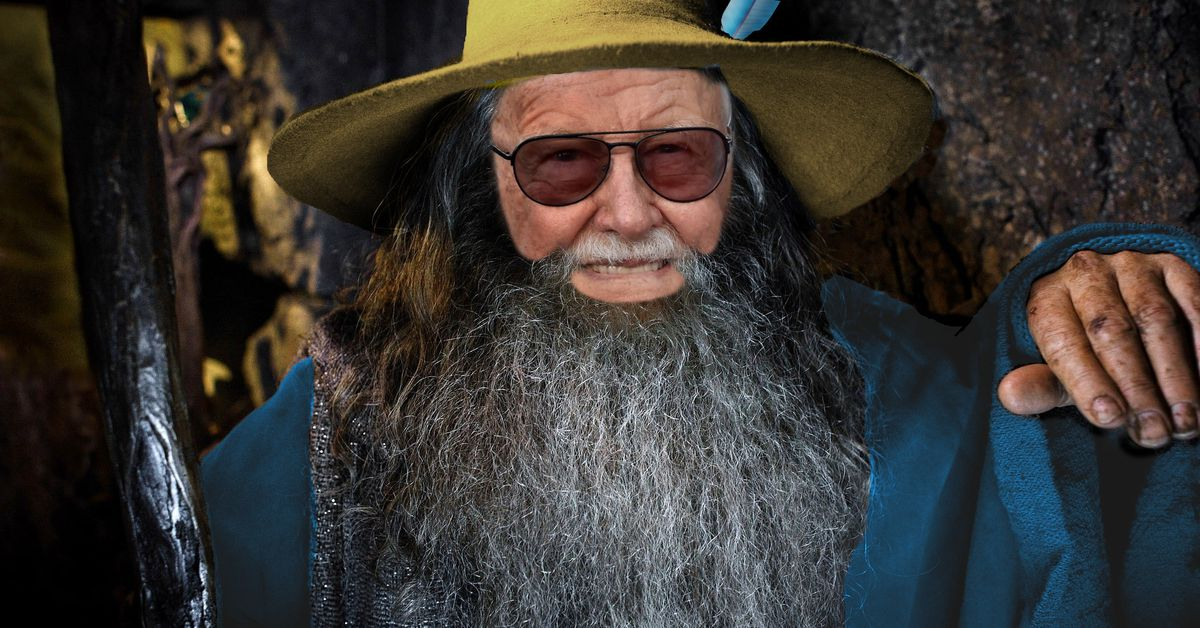 Who is Tom Bombadil? The Stan Lee of Lord of the Rings, basically.