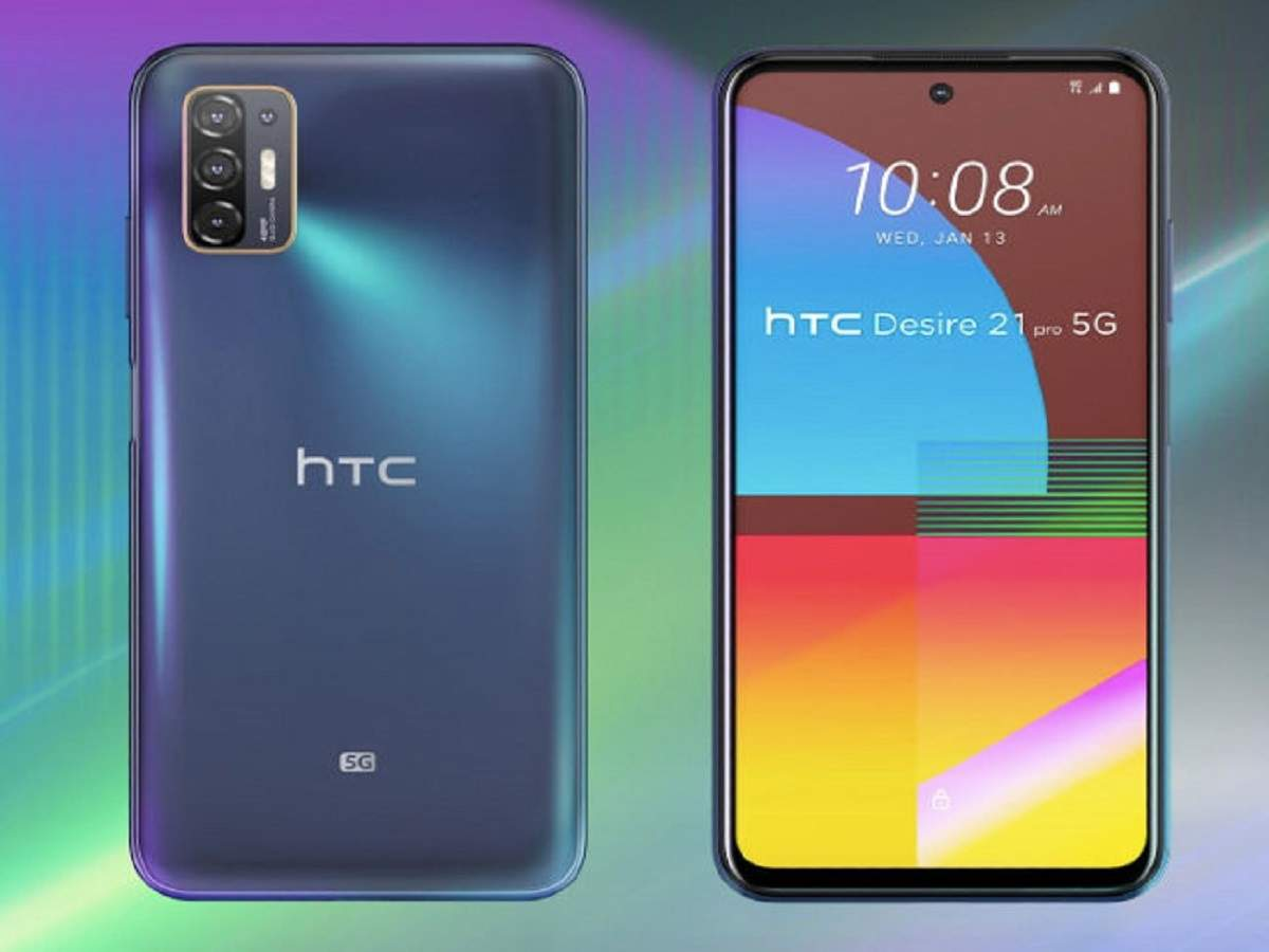 htc desire 21 pro 5g launched: htc desire 21 pro 5g launched with best features, see price - htc new smartphone htc desire 21 pro 5g launched, see price specifications camera