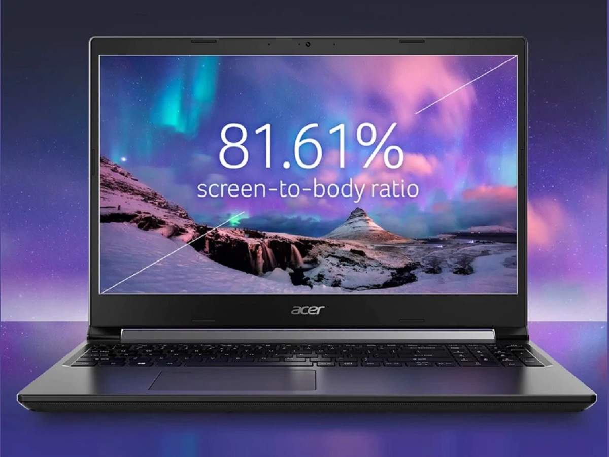 Acer Aspire 7 With 10 Hr Battery Backup Launched In India, See Price and Specifications: 10 Hour Battery Backup Dhansu Laptop Acer Aspire 7 Launched in India, See Price and Features