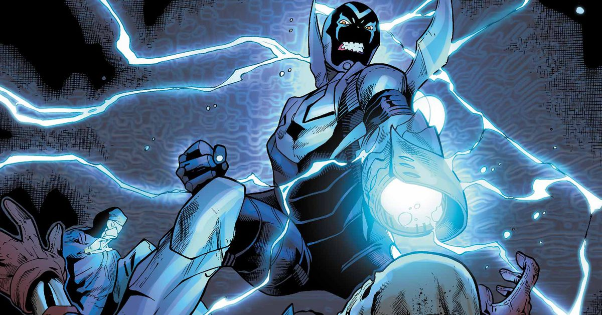 Angel Manuel Soto to direct Blue Beetle, DC's first Latinx superhero movie