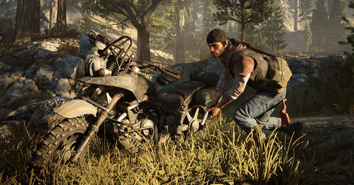 Days Gone launches on PC this spring, says PlayStation boss