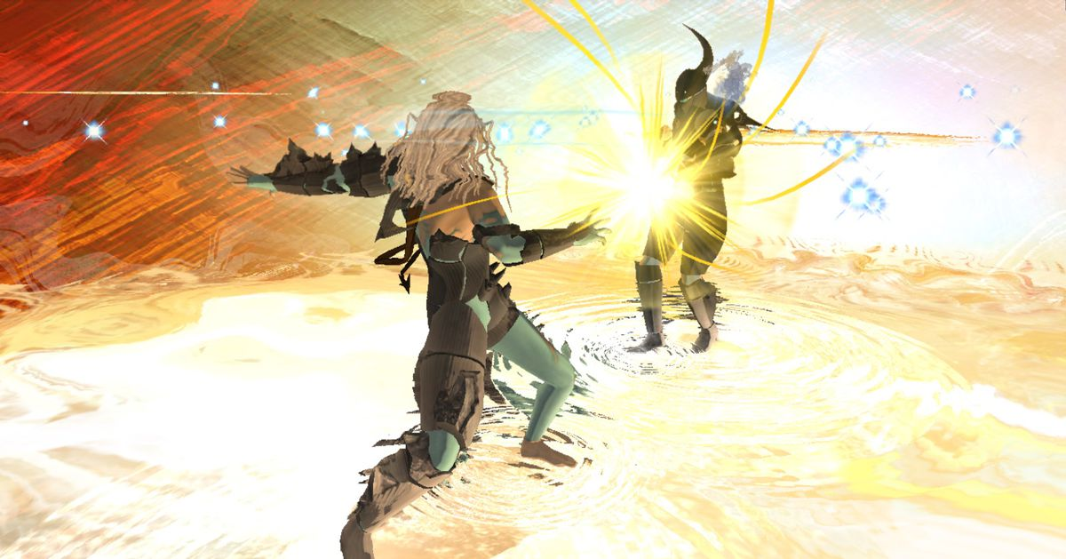 El Shaddai: Ascension of the Metatron gets a PC release a decade later