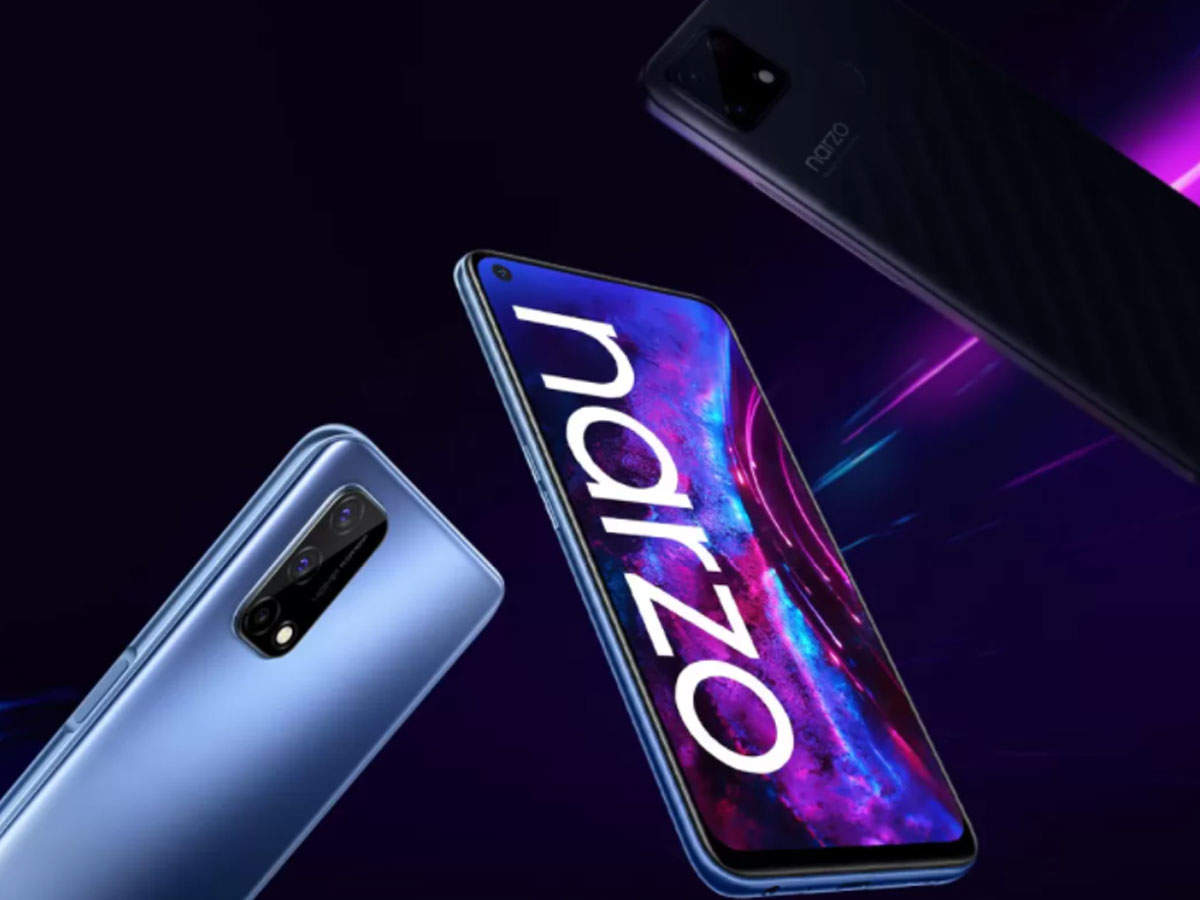 Realme narzo 30 series launching: Realme Narzo 30 Pro 5G and Narzo 30A to be launched today, two more gadgets will be entered