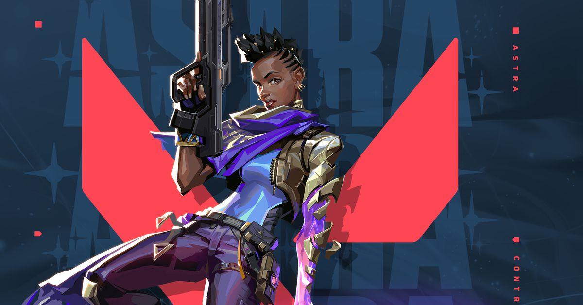 Valorant: new Agent Astra's ability kit revealed