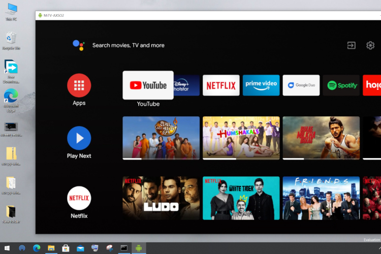 How to Control Android TV From Windows 10 PC