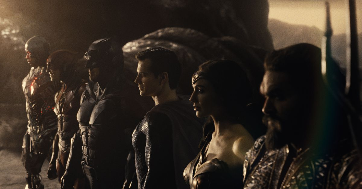 Justice League 2 and 3's abandoned plot explained by Zack Snyder