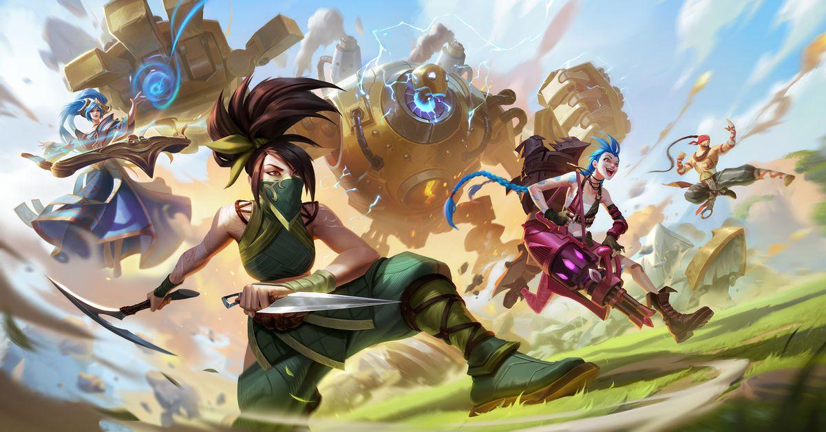 League of Legends: Wild Rift open beta dates announced for U.S.