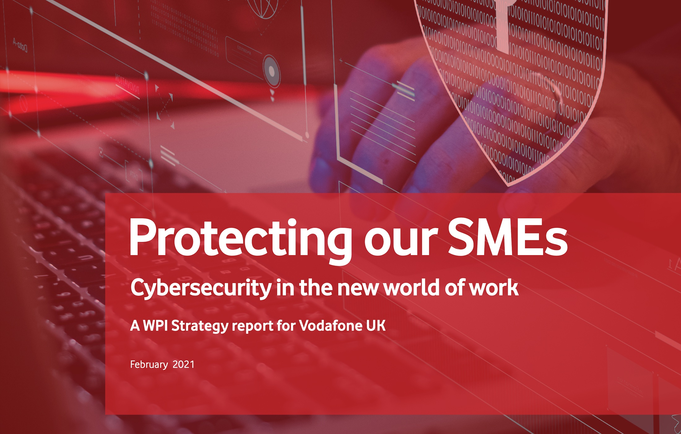 Vodafone calls for cybersecurity policies to support the recovery of SMEs