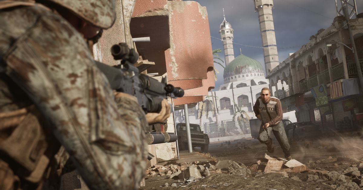 CAIR calls on Sony, Microsoft, Valve to ban Six Days in Fallujah