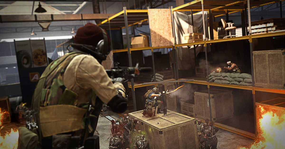 Call of Duty: Warzone's zombies have taken over Verdansk's Superstore