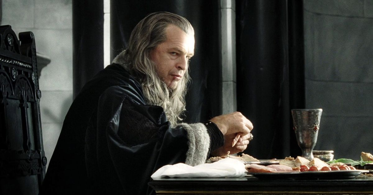 Denethor in Lord of the Rings is now a metaphor for doomscrolling