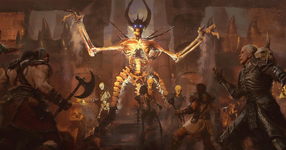 Diablo 2: Resurrected helped me love my brain