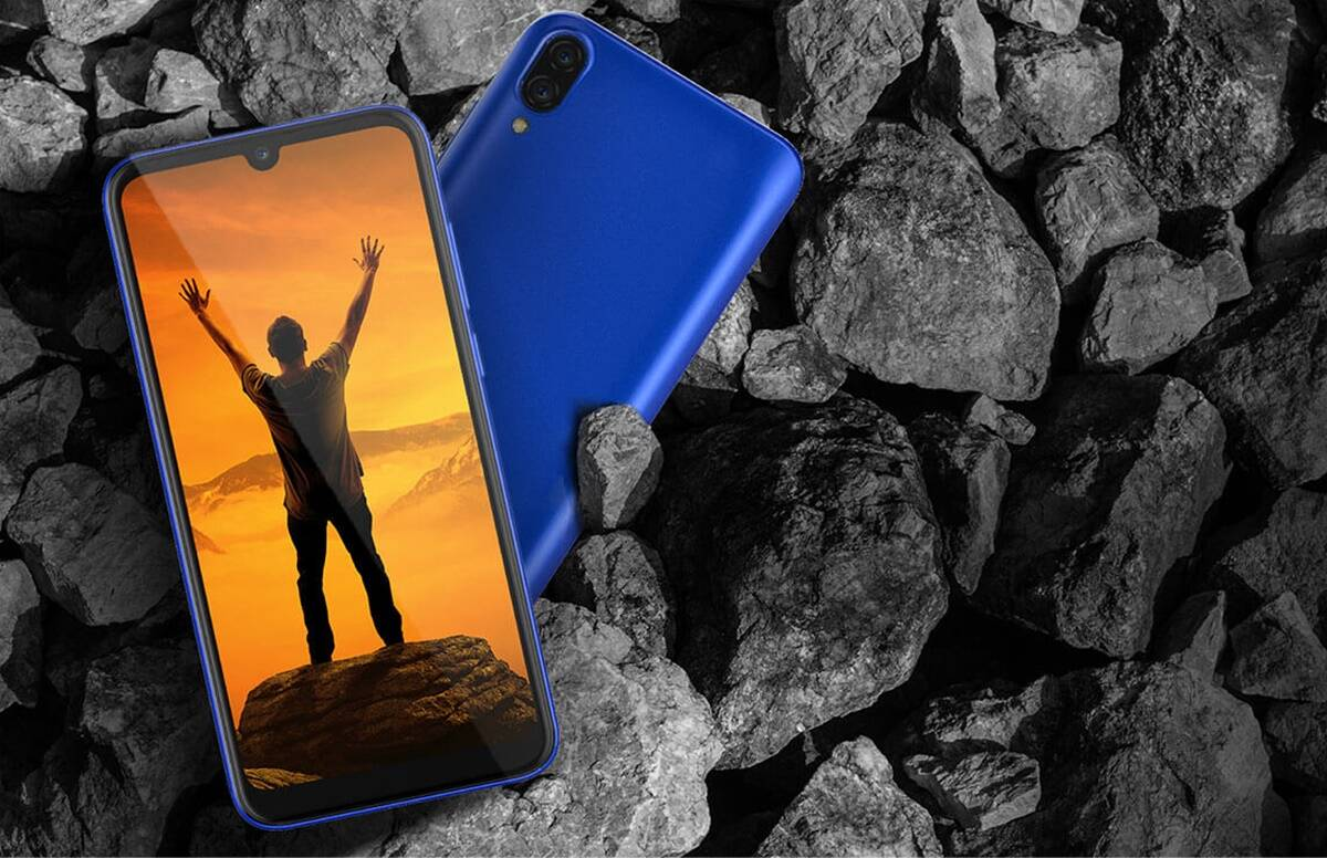 Gionee Max Android Smartphone comes with 5000mAh battery and price under 5000 rupees affordable price