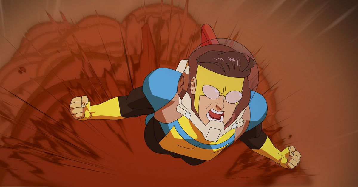 Invincible is faithful to the comic — but maybe too faithful?