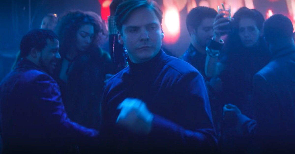 Marvel releases a full hourlong Zemo dancing video