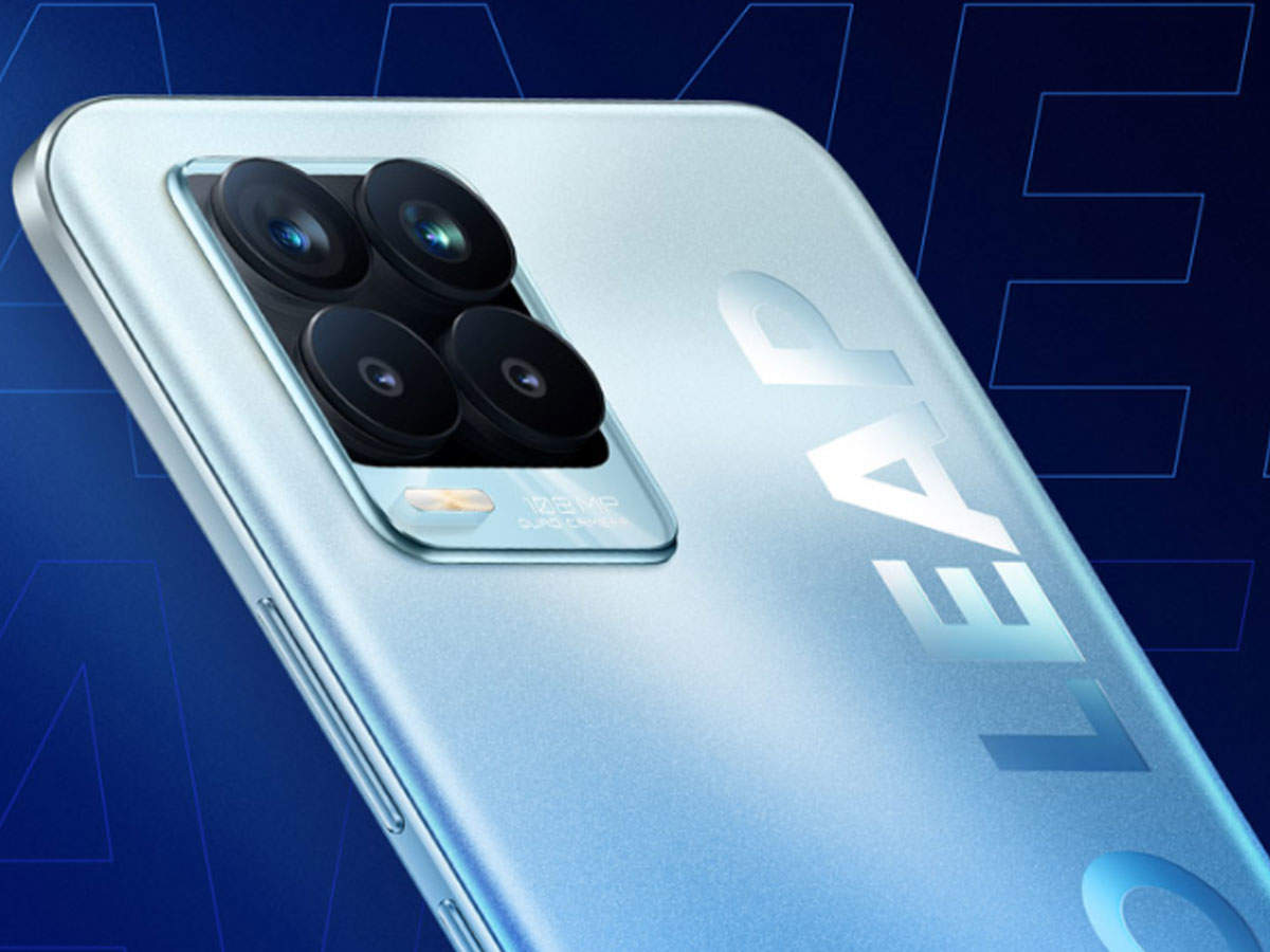 Realme 8 Pro update: Realme 8 Pro smartphone gets latest update, know what is special - realme 8 pro gets latest update know details