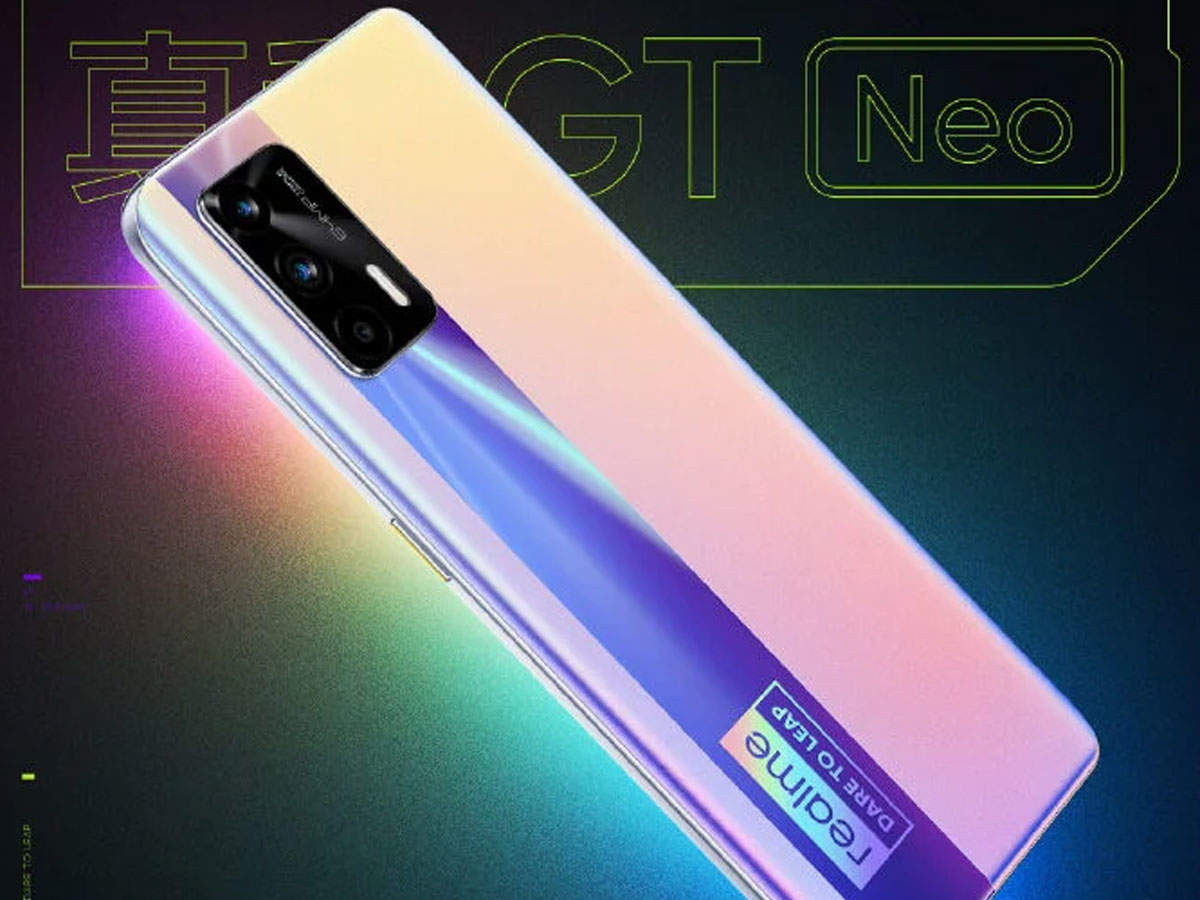 Realme GT Neo Price: Realme GT Neo burns, phones worth more than Rs 113 crore sold in 10 seconds - realme gt neo receives great response from user sold worth more than 100 million yuan device in 10 seconds