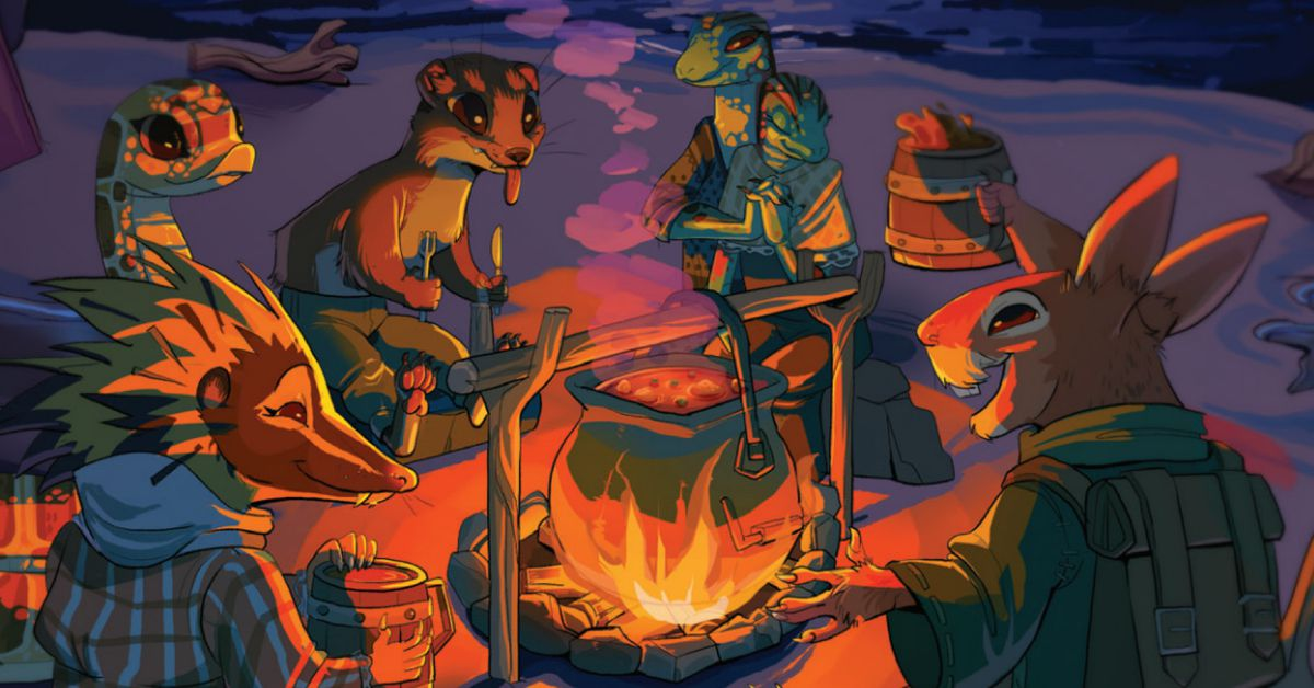 Review: Wanderhome is a Redwall-inspired indie RPG that arms players with dialogue, not daggers