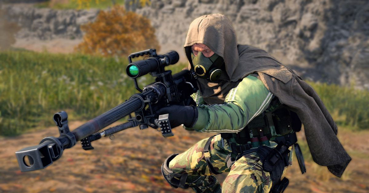 You can unlock CoD: Black Ops Cold War, Warzone's ZRG 20mm sniper rifle