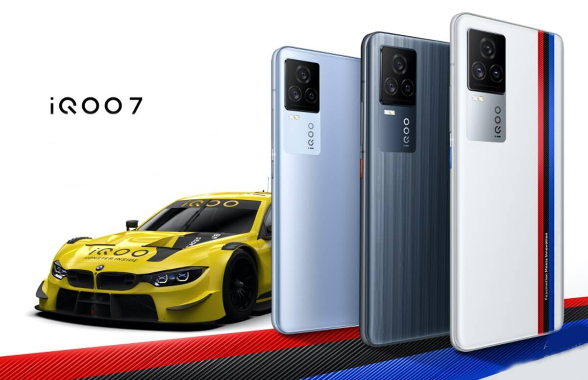 iQOO 7 series set to launch in india on 26 april with snapdragon 888 12gb ram and fast charging vivo sub brand - ikoo 7 coming on april 26 with snapdragon 888 chipset and 12gb ram, learn price
