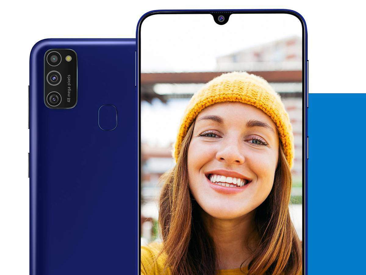 samsung galaxy m21 price in india cut: samsung galaxy m21 with 6000 mAh battery becomes cheaper, learn new price and features - samsung galaxy m21 price in india drop by rs 1500 know new price of samsung mobile