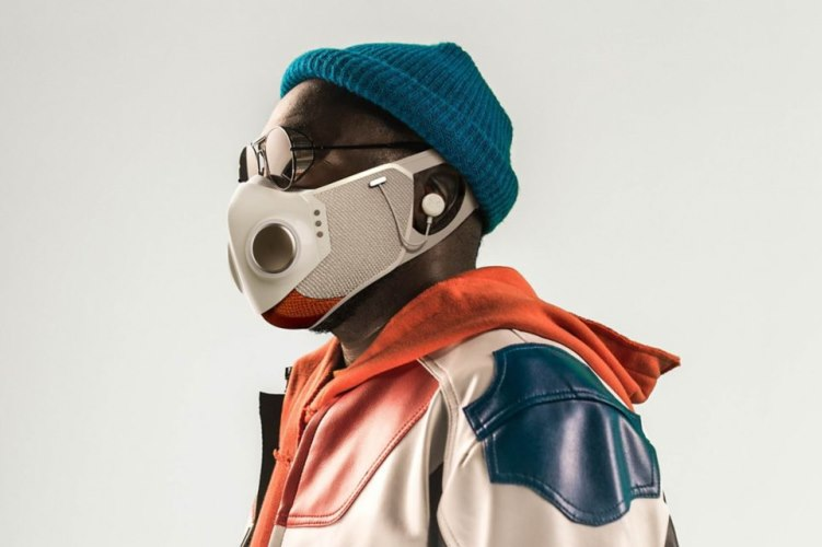 will.i.am Launches Smart Mask with ANC Wireless Earbuds