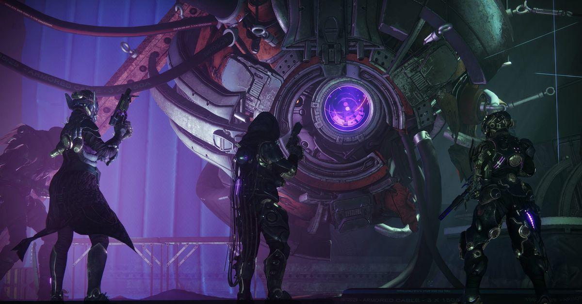 Destiny 2: Season of the Splicer patch notes