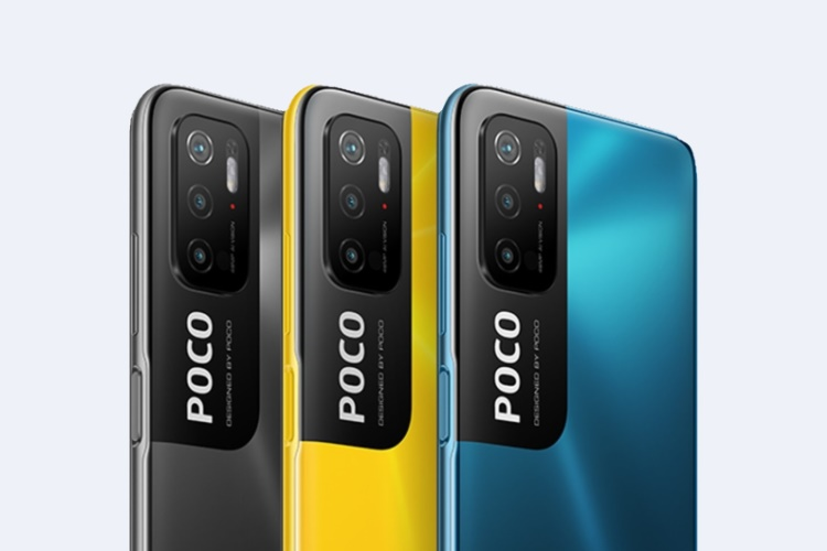 Poco M3 Pro 5G Launch Confirmed for 19th May; Here's a First Look at the Device